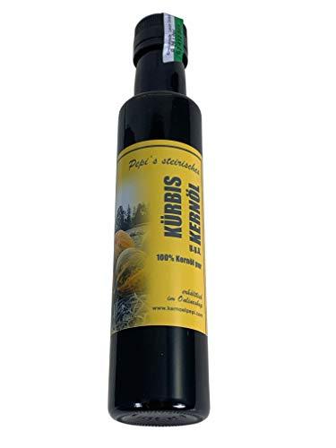 Pepi´s Original steirisches Kürbiskernöl g.g.A. 250 ml, rein kaltgepresst