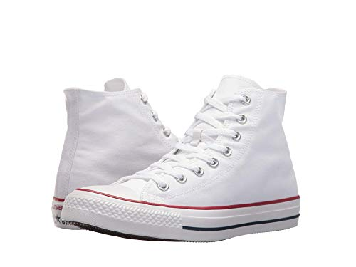 Converse Chuck Taylor All Star High Top Sneaker, White (Optical), Size 8