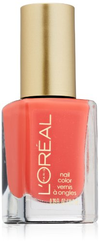 L'Oréal Paris Colour Riche Nail, Tangerine Crush, 0.39 fl. oz.