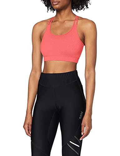 Result S274F Camiseta Deportiva de Tirantes, Rosa (Hot Coral), XXL para Mujer
