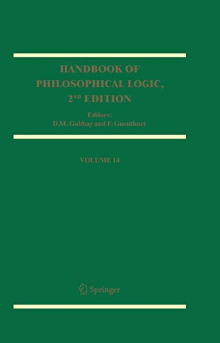 Handbook of Philosophical Logic: Volume 14 (English Edition)