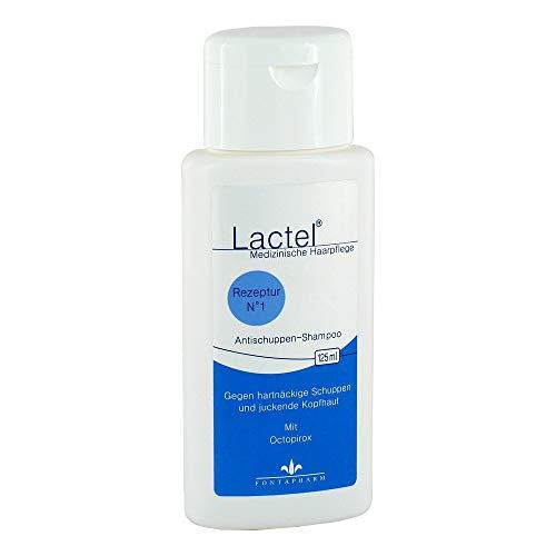 Lactel Rezeptur Nr.1 Schuppen Shampoo, 125 ml