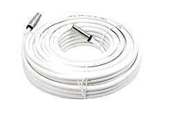 Smedz range of TV coaxial cables suitable for use on multiple applications. Move your TV point, extend your aerial cable or move your receiver. Can also be used for sky as a RF1 or RF2 cable for your Magic eye's and IO Link box connections This Digit...