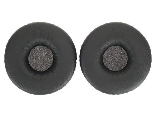 WEWOM Almohadillas de repuesto para auriculares Sony MDR XB450 XB650BT (2 unidades), color negro