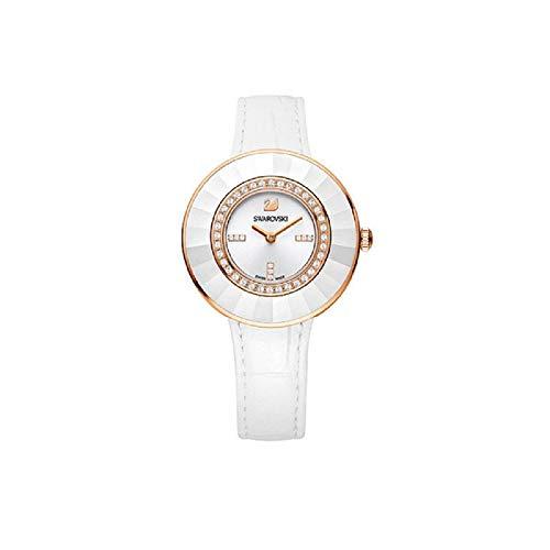 Swarovski Reloj analogico para Mujer de Cuarzo con Correa en Piel 5182265