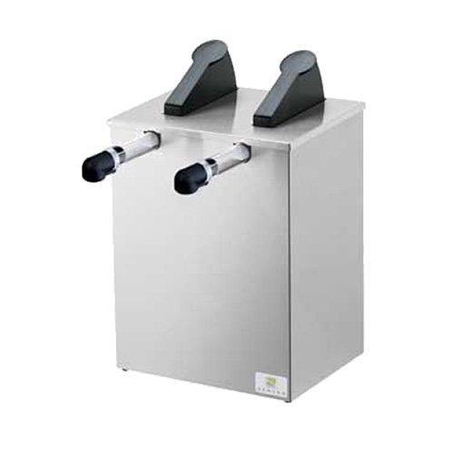 Best Prices! SE-2 Server Express Dispenser, 2 Pump, (2) 1 1/2 Gal Cryovac Pouches