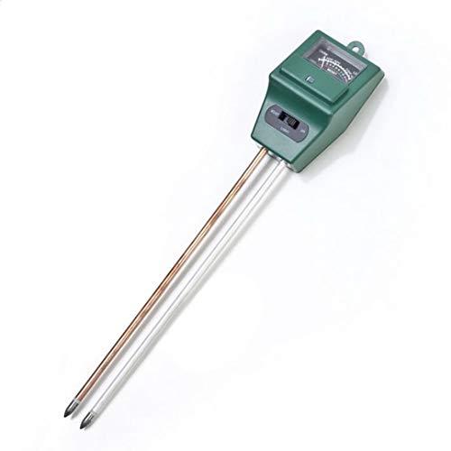 Best Bargain BELONG Garden 3 In 1 PH Soil Tester Analyzer Water Moisture Soil Tester Light Meter For...