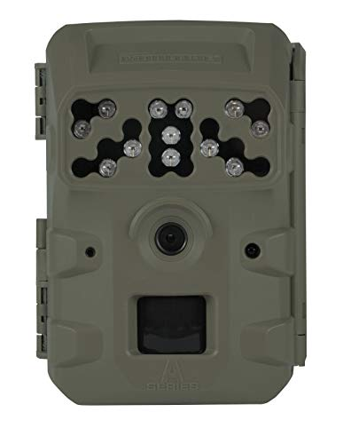 Moultrie A700 Infrared Flash Trail Camera (2019) | A-Series | MOU Mobile Compatible