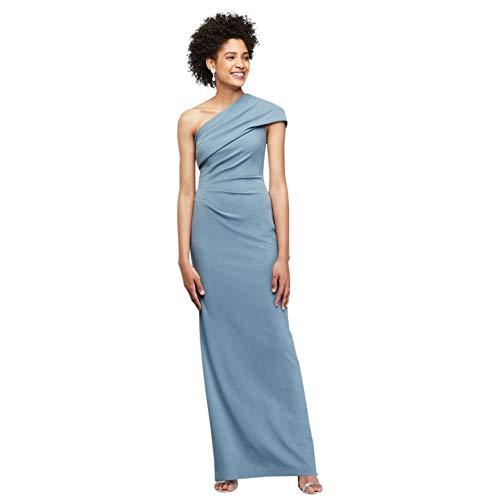 Slate Blue Bridesmaid Dresses David's Bridal