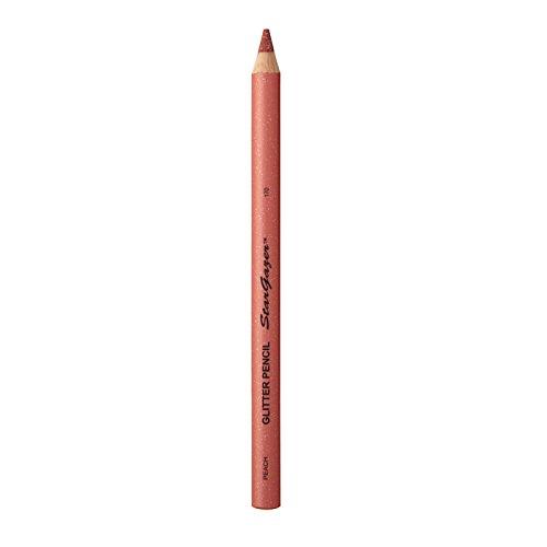 Stargazer Products glitter kajal/lippenstift, perzik, per stuk verpakt (1 x 1 g)