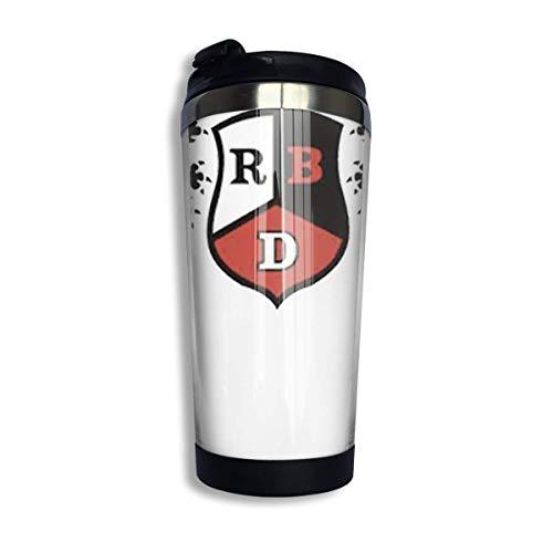 vfrtg Taza de viaje de vaso de acero inoxidable Rebelde Rbd Insulated Vacuum Stainless Steel Tumbler Cup 13.5oz Coffee Travel Mug