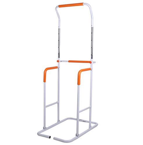 [ムーク]ぶら下がり健康器 懸垂器具 チンニングスタンド 懸垂マシン コンパクト MK-001
