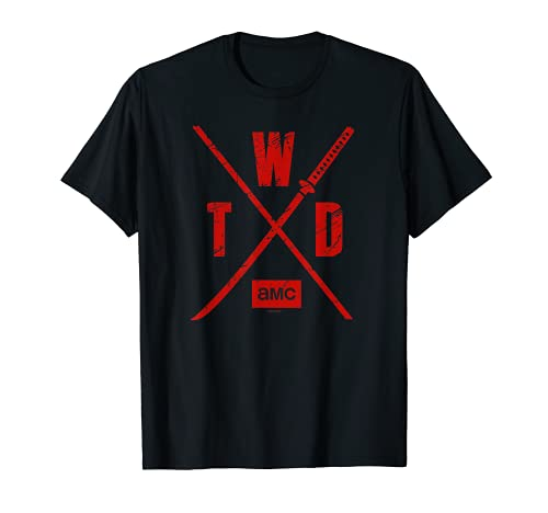 TWD Season X Logo T-Shirt