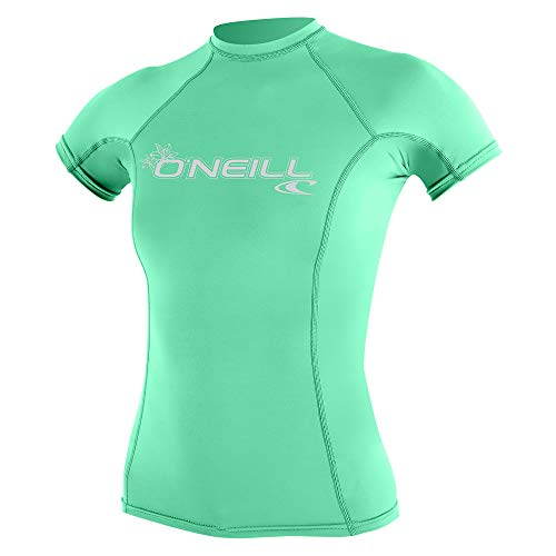 ONEILL WETSUITS dames Wms Basic Skins S/S Crew Wms Basic Skins S/S Crew