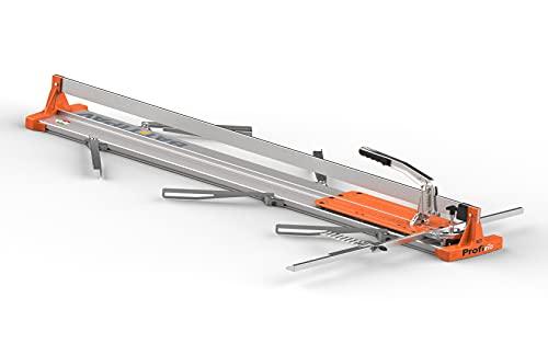 BATTIPAV Profi EVO 163 / Professioneller Fliesenschneider aus Aluminium/Made in Italy/Test the best