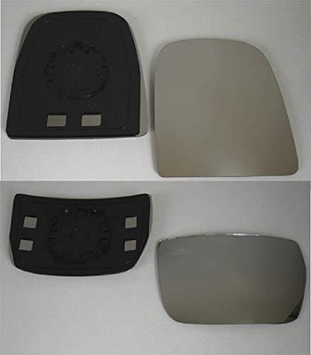 Specchio Vetro Specchietto Destro = SX pro Carpentis Compatibile Con Tipo R50 R52 R53 Di 06//2001 fino A 09//2006 Riscaldabile Per Elettrico E Manuale Specchietto Idoneo