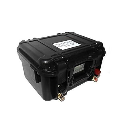 100 Ah LiFePO4 Akku für Belly Boot Elektromotor - gjzhuan
