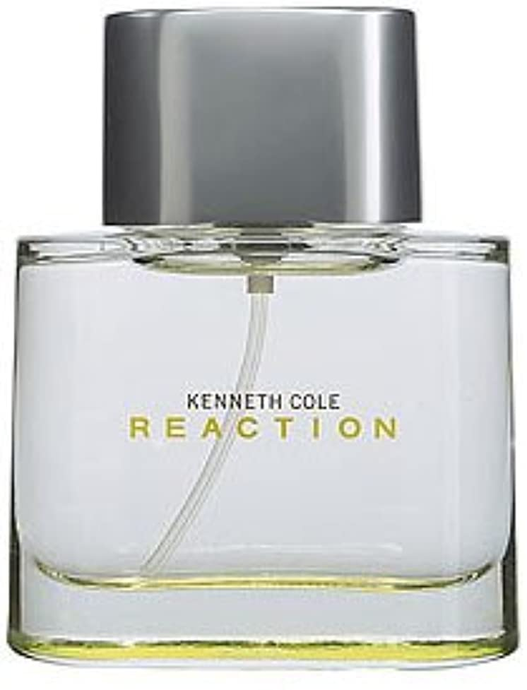 超高層ビルニュージーランドパイプラインKenneth Cole Reaction (ケネスコールリアクション) 3.4 oz (100ml) EDT Spray by Kenneth Cole for Men