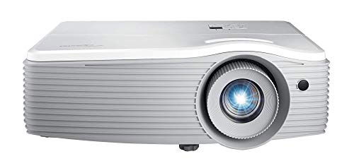 Optoma EH512 1080P WUXGA Support Business Project with High Brightness 5, 000 Lumens, LAN Display, Pc-Free Projection, Vertical Lens Shift, Keystone Correction, 1.6X Zoom