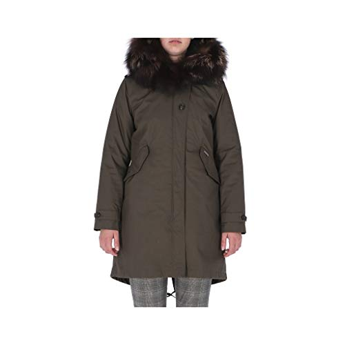 WOOLRICH Parka Literary Autunno-Inverno WCPS2631LITERARY 6992 tg S