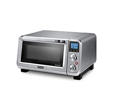 De'Longhi Livenza Compact 1800W Countertop Convection Toaster Oven, 9 Presets Roast, Broil, Bake, Easy to Use, 14L (.5 cu ft),