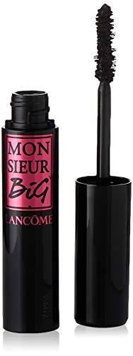 Lancome Monsieur Big Volume Mascara, No. 01 Big is The New Black, 0.33 Ounce
