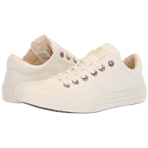 Converse Frauen Madison Leinen Fashion Sneaker Weiss Groesse 10 US /41.5 EU