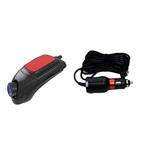 Accesorios útiles para vehículos Small Eye Dash CAM Car DVR Grabadora Cámara con WiFi Full HD 1080p Video Negro