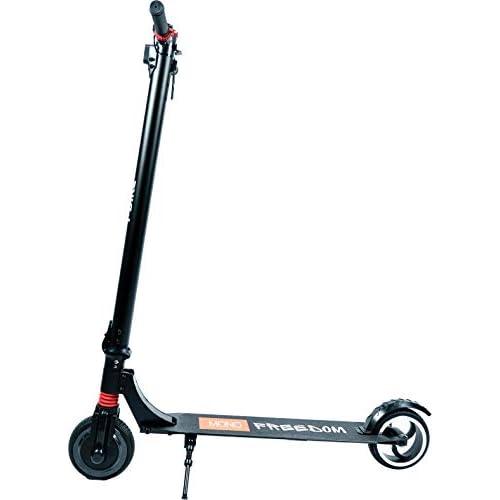i-Bike Monopattino Freedom, Unisex Adulto, Nero, Unica