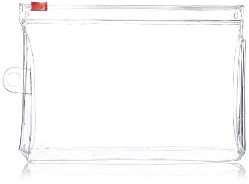 [ノーマディック] ビニールポーチ SV-11 サイズビニール マチ付 ポーチ
