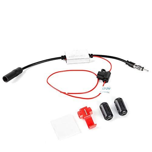 Qii lu amplificador FM para coche