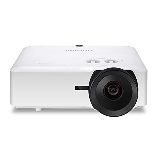 %11 OFF! ViewSonic LS860WU 5000 Lumens WUXGA Short Throw Laser Projector with One-Wire HDBT 1.3X Opt...