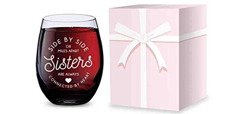 sister wine glass - 7