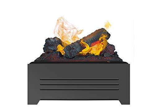 Xaralyn Optimist400 Bruciatore elettrico effetto fiamma a vapore posizionabile direttamente in un camino esistente