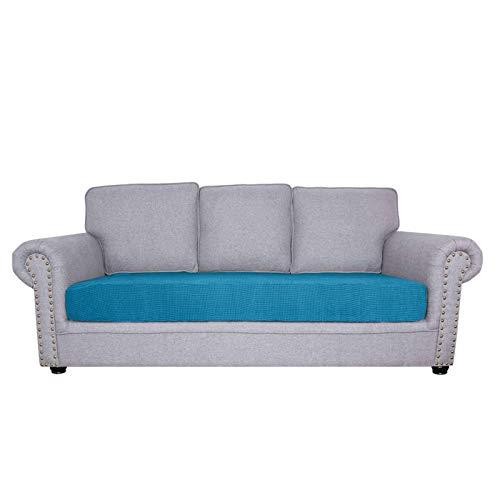 Coprisedile per divano elasticizzato, fodera per cuscino per divano rimovibile e lavabile per mobili Coprisedile morbido in spandex jacquard elastico per sedia Loveseat divano-3 posti (190-230 cm)-ce