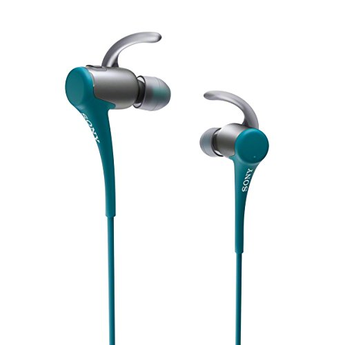 Sony MDRAS800BT Active Sports Bluetooth Headset (Blue)