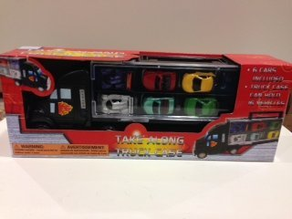 Take Along Truck Case by Excite