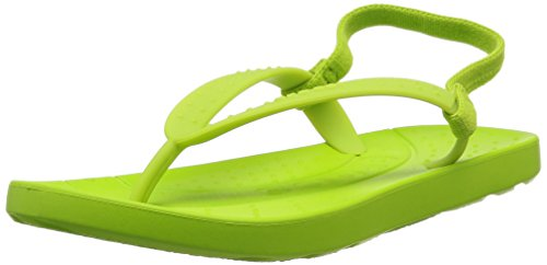 Crocs Unisex-Kinder Chawaii Flip K Flop, Grün (Volt Green), 22-24 EU