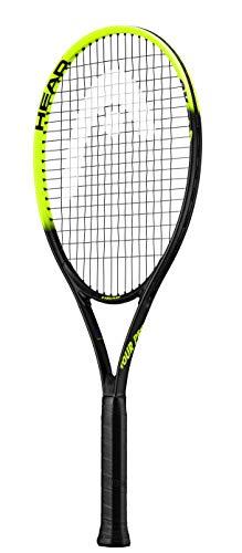 "Raqueta de Tenis HEAD Tour Pro Nano Titanium con Funda Protectora (Disponible en tamaño de Agarre 1-4) (L4 (4 1/2 ""))"