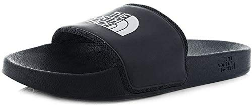 The North Face Base Camp Slide II - Sandali da uomo, Nero (Tnf nero/bianco TNF.), 46 EU