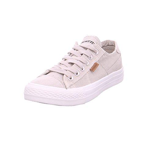 Dockers by Gerli 40th201-790210, Women's Low-Top Sneakers, Grey (Hellgrau 210), 5.5 UK (39 EU)