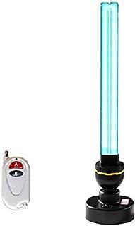 Portable UV Sterilizer UV Germicidal Lamp UVC Light 40W Remote Control Timer 30/60/90 Minutes, Disinfection Sterilization ...