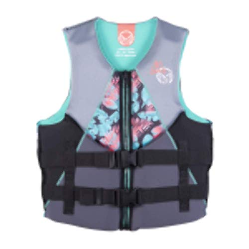 Amazing Deal HO Sports 2019 Women Pursuit Neo Ski Wakeboard Wakesurf Vest Jacket XL
