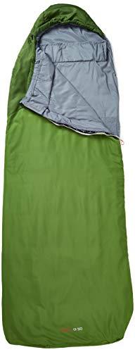 Ferrino Levity 01 SQ, Sacco a Pelo Uomo, Verde, L