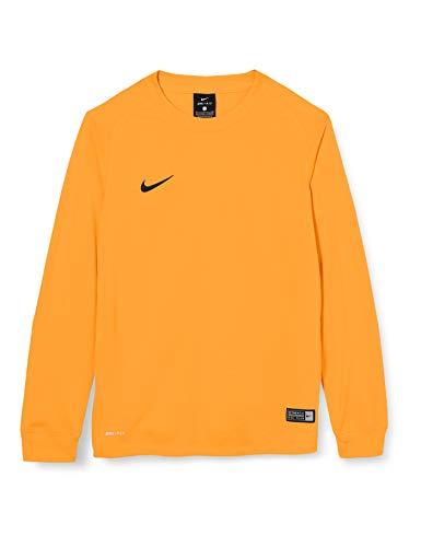 Nike Long Sleeve Top Yth Park Goalie II Jersey pomarańczowa Total Orange/Black M