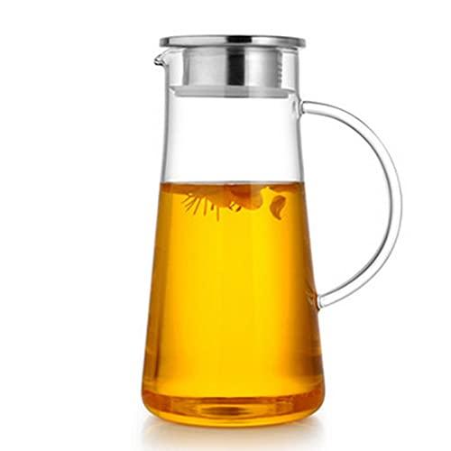YYZ Glasteekanne, heiß- und...