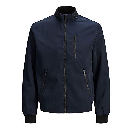 Cazadora JACK&JONES Hombre S Azul Marino 12187206 JPRJOCK Jacket
