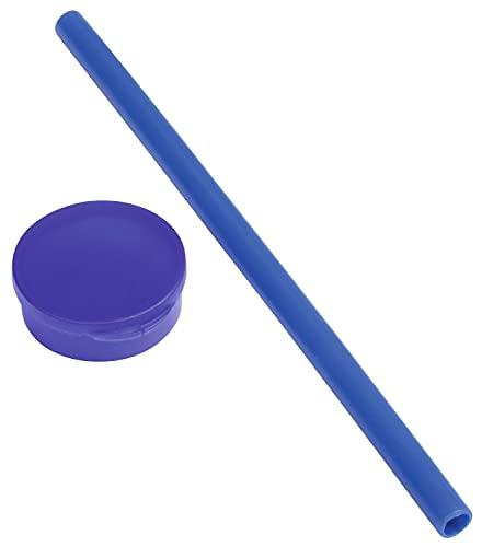 TOPICO 56-0304441 - Pajitas de silicona y plástico