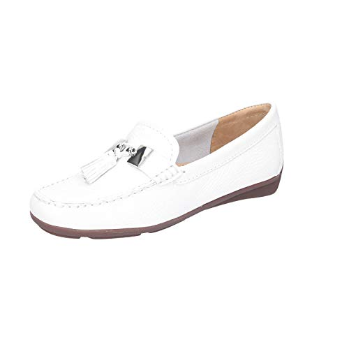 Wirth SP Albany Tambled - Secador de zapatos, color Blanco, talla 38 EU