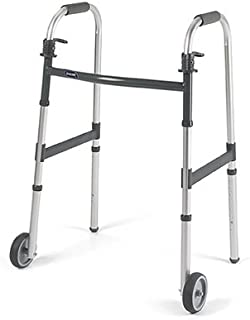 Invacare Dual Release Walker with 5